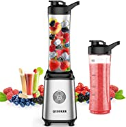 Xiaomi QCOOKER 250W Mix Juicer Blender, Fruit Vegetable Juice Maker Mixer for Smoothie and Shakes, Multi-functional with 2 Tr