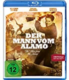 Der Mann vom Alamo - Uncut [Blu-ray]