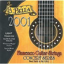 La Bella B2001FL - Juego cuerda flamenco