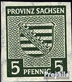 Sowjetische Zone (All.Bes.) 68 gestempelt 1946 Provinzwappen (Briefmarken für Sammler)
