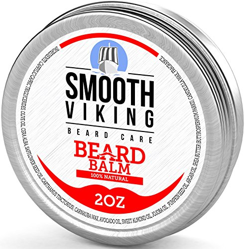 Beard Balm for Men - Best Leave-In Wax Beard
