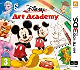 Disney Art Academy (Nintendo 3DS) (New)