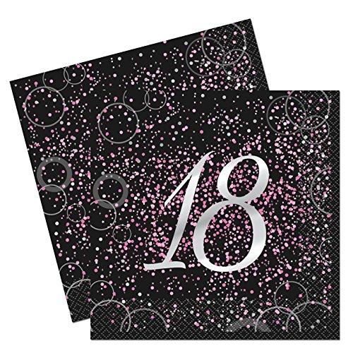 Geburtstag Papier Servietten (30. Geburtstag Party-ideen Für Ihr)
