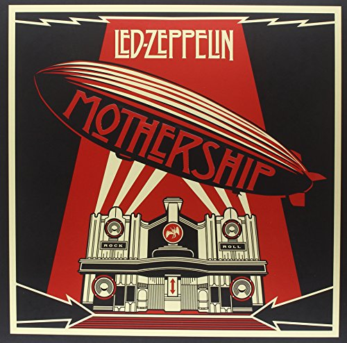 Mothership Very Best Of Led Zeppelin