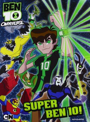 Ben 10 Omniverse. Super Ben 10! Ediz. illustrata