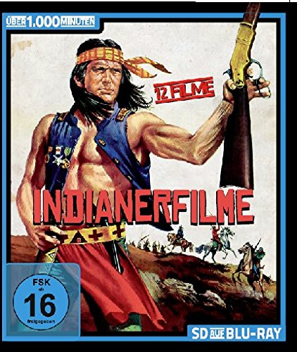 Indianerfilme (SD auf Blu-ray)