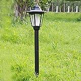 iBalody Étanche Solaire Extérieure Solaire Pelouse Lampes LED Spot Lumière Jardin Chemin Paysage Décoration Lumières Solaire