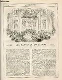 LA VIE PARISIENNE 4e année - N° 14 - LES PARVENUS DU TALENT, D D. - AUX COURSES - LA TETE DE VEAU, G. - LES CHASSES DE CHANTILLY - EXERCICES DU CORPS (1), CAUSERIE SUR L'ESCRIME ANCIENNE: L'EPEE, G. - FANFAN LA TULIPE AU CHATELET....