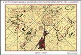 Vatikanstadt Bloc 13 (complète.édition) 1992 découverte de l\u0026#39;amérique (Timbres pour Les collectionneurs)