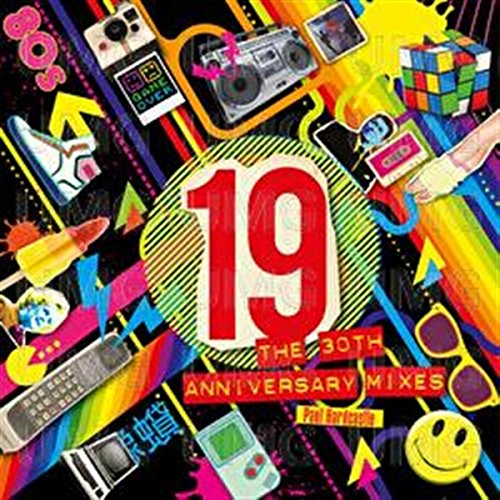 Paul Hardcastle: 19 - The 30th Anniversary Mixes (Audio CD)