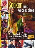 Socken und Accessoires - Strickhits von Kopf bis Fuß mit REGIA (Illustrierte Ausgabe) [Handarbeits-Journal / Broschiert] - 2011 (Sabrina Special)