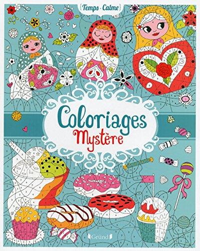 Coloriages mystères par Eugénie VARONE