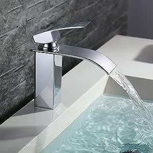 Einhebelmischer Mischbatterie Waschbecken Wasserhahn Badarmatur Küche Armatur