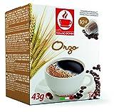 NESPRESSO GERSTE Flavored Kaffee - 10 Stück Kompatible Kaffeekapseln von Caffè Bonini Italien.