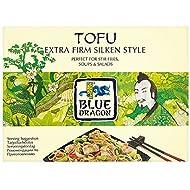 Blue Dragon Extra Firm Silken Tofu 349 g (Pack of 6)