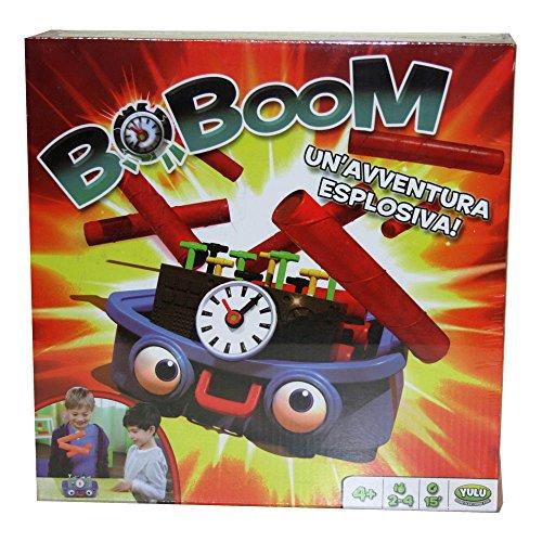 Rocco Giocattoli Boboom Giochi da Tavolo,, 8027679060458
