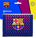 Safta Cartera Billetera Oficial F.C. Barcelona Corporativa 125x95mm