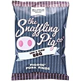 Snaffling Cerdo Cortezas De Cerdo Barbacoa 70G (Paquete de 4)