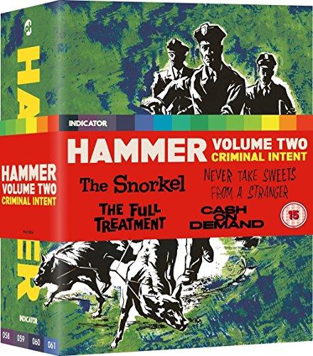 Bild von Hammer Volume Two: Criminal Intent - Limited Edition Blu Ray [Blu-ray] [UK Import]