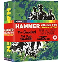Hammer Volume Two: Criminal Intent - Limited Edition Blu Ray