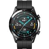 HUAWEI Watch GT 2(46mm) Montre Connectée, Autonomie de 2 Semaine, GPS Intégré, 15 Modes de Sport, Suivi du Rythme Cardiaque e