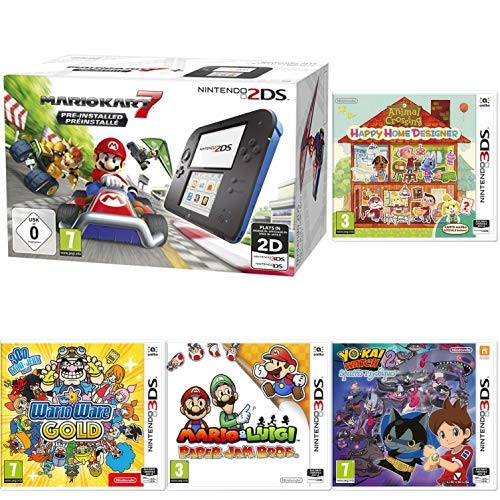 Pack Nintendo 2DS