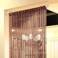 200 X 100 Cm Tur Fenster Zimmer String Trennwand Vorhang Streifen