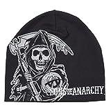 Sons Of Anarchy Reaper Gun Scythe Youth Chapeau De Bonnet