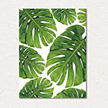 Amazon.es: laminas cuadros hojas verdes
