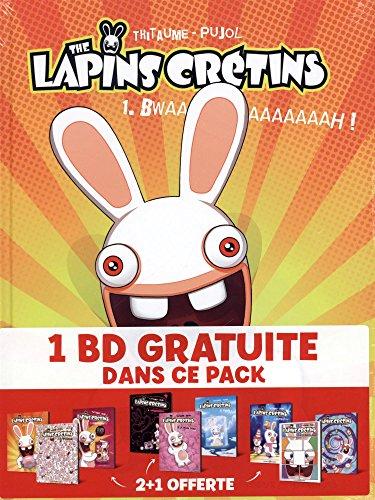The Lapins Crétins, Tomes 1 à 3 :
