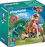 Playmobil 9431 - Moto da Cross e Raptor
