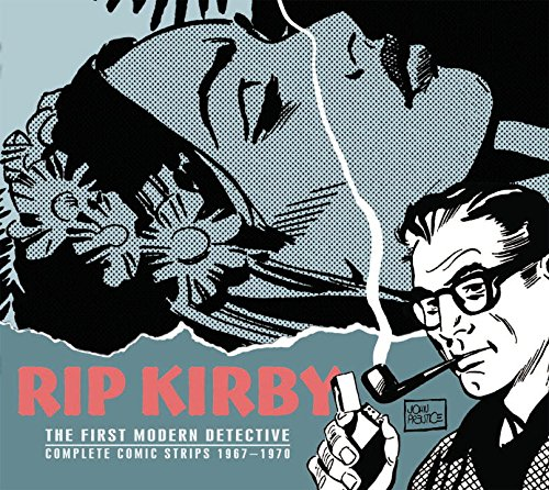 Rip Kirby Volume 9 (Rip Kirby Volume 1 Rip Kirby V) por Fred Dickenson