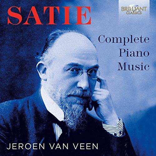 Complete Piano Music (Erik Satie-piano-musik)