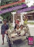 Reise Know-How Sprachführer Tetum für Osttimor - Wort für Wort: Kauderwelsch-Band 173 - George Dr. Saunders