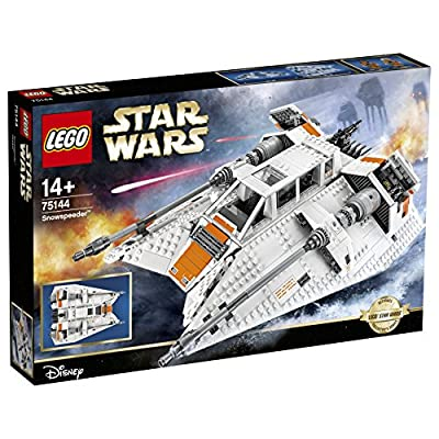 Collectionnez un vrai classique Star Wars : le T-47 Snowspeeder. Une interprétation LEGO du célèbre airspeeder du film Star Wars : Épisode V L'Empire contre-attaque dont les fans se souviendront. Les détails attendus sont là notamment un fusil arrièr...