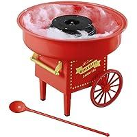 Elgento E26011 Candy Floss Cart, Red