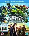 Teenage Mutant Ninja Turtles: Out Of The Shadows (Blu-ray + Digital Download) [2016]