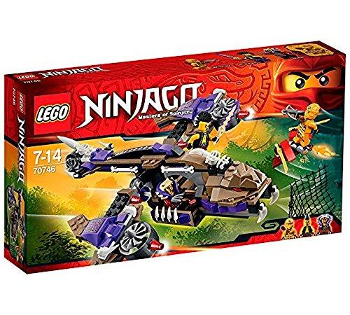 Preisvergleich Produktbild LEGO Ninjago 70746 - Condrai-Copter