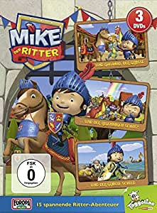 Mike, der Ritter - 3er-Box [3 DVDs]