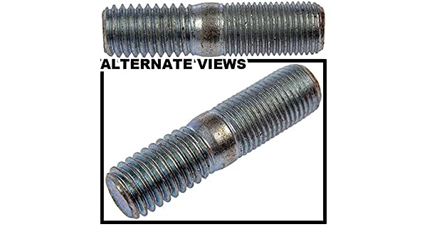 1//2-13 X 3//4 In APDTY 786193 Double Ended Stud And 1//2-20 X 2 In.
