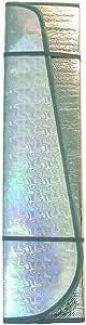 Carpoint 2610055 Sunshade Aluminium Foldable Front Screen 145 X 60 Cm Auto