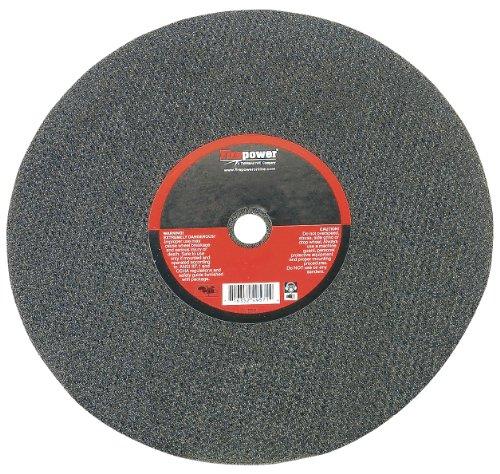 Firepower 1423–2305Typ 1Schleifmittel chop-saw Rad für Metall, 25,4cm x 1/8x 5/8Zoll
