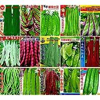 Portal Cool 14# Red Sin polos de frijol 60 S.: vegetal caupí haba verde Lentejas Semillas gran paquete al por menor colorido caupí ángulo Guisantes Lentejas