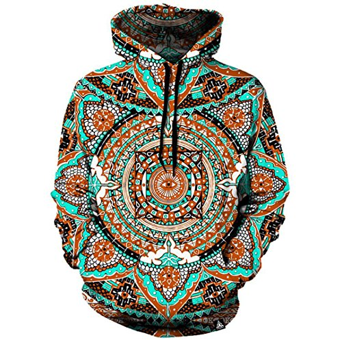 Geometrische 3D-Hoodies Männer Frauen Mode Langarm Herbst Winter Plus Size Clothing and Hip Hop Streetwear Hoodie Sweatshirt Hoodies Männer 4 XL (Plus Camo Hoodie Size)
