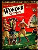 Wonder Stories Vol. 2 #3: Golden Age Science Fiction Magazine - August 1930 - CreateSpace Independent Publishing Platform - amazon.co.uk
