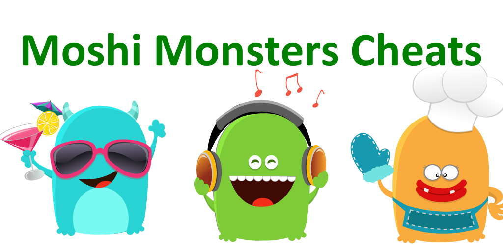 Image of Moshi Monsters Cheats & Codes