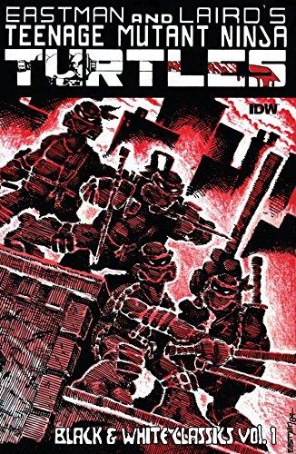 Teenage Mutant Ninja Turtles: Black & White Classics Vol. 1 ...