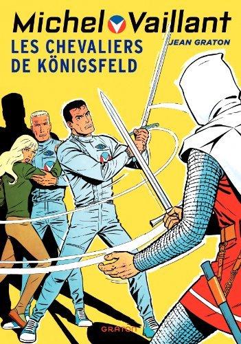 Michel Vaillant, Tome 12 : Les chevaliers de K??nigsfeld by Jean Graton (2010-09-24)