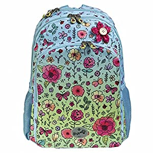 61b3SGIpX2L. SS300  - Busquets Mochila Escolar Doble Country by