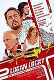 Logan Lucky (LA SUERTE DE LOS LOGAN -, Importé d'Espagne, langues...